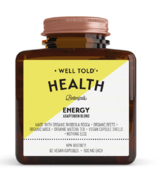 Well Told Health énergie