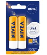 Nivea Sun Lip Balm Duo SPF 30