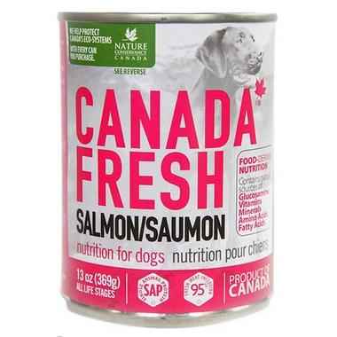 PetKind Canada Fresh Salmon Dog Food