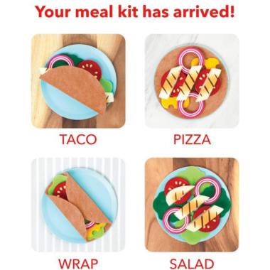 Skip Hop Zoo Little Chef Meal Kit