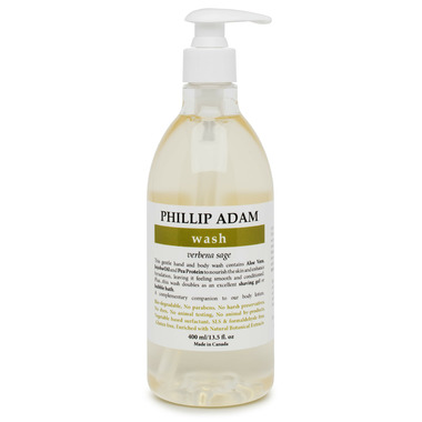 Phillip Adam Verbena Sage Hand & Body Wash