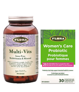 Flora Women's Multivitamin Bundle