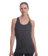 Gaiam Energy Tank Black Heather