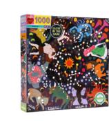 eeBoo Zodiac Square Puzzle