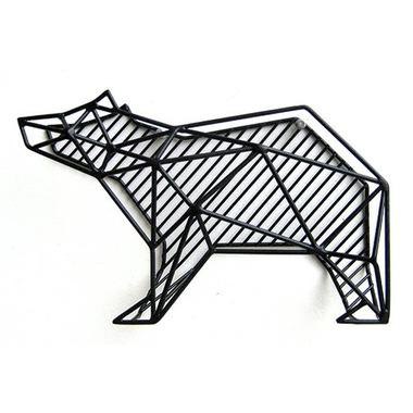 Kikkerland Letter Organizer Bear