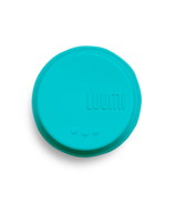 Luumi Unplastic Silicone Sipper Lid Teal