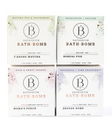 Bathorium Bath Bomb Variety Set