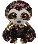 Ty Flippables Dangler the Sequin Sloth Medium
