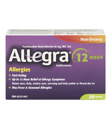 Allegra Allergy 12 Hour Relief