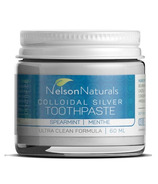 Nelson Naturals Spearmint Toothpaste