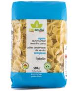 Bioitalia Organic Durum Wheat Semolina Pasta Farfalle
