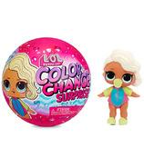 Poupées L.O.L. Surprise Color Change