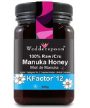 Wedderspoon 100% Raw Premium Manuka Honey KFactor 12