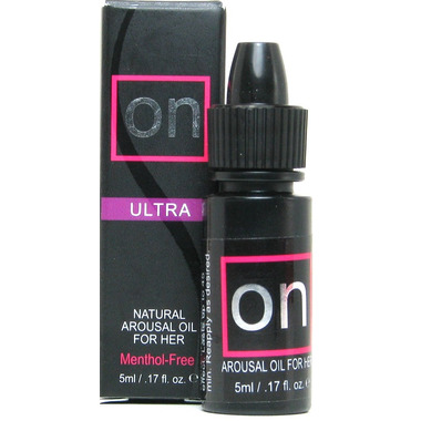 Sensuva ON Natural Arousal Oil for HER ULTRA Version