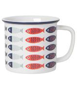 Now Designs Heritage Mug Little Fish