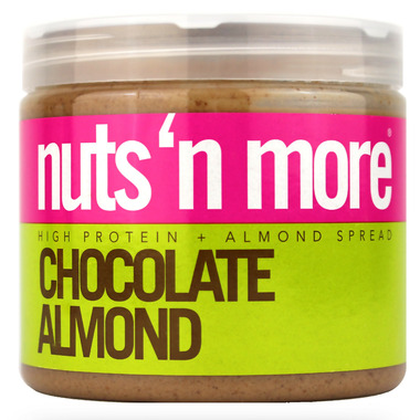 Nuts n More Chocolate Almond Butter High Protein Spread