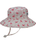Puffin Gear Sunbaby Hat Flamingo
