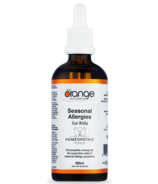 Orange Naturals Seasonal Allergies for Kids