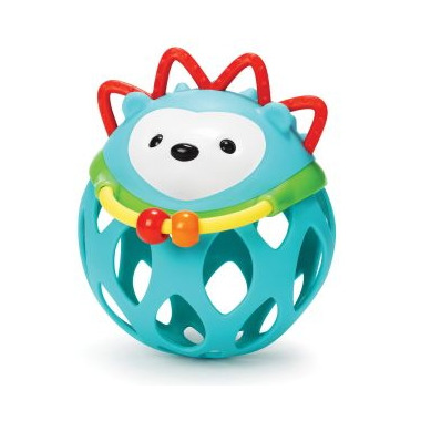 Skip Hop Explore & More Roll Around Rattle Roll Around Hedgehog