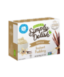 Simply Delsih Vanilla Pudding