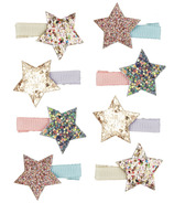 Mimi & Lula Rainbow Starlight Mini Clips