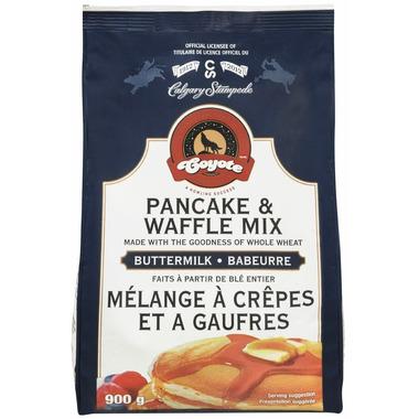 Coyote Buttermilk Pancake & Waffle Mix
