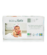 Eco by Naty Size 2 Diapers