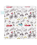 Bumkins Reusable Snack Bag Large Urban Bird