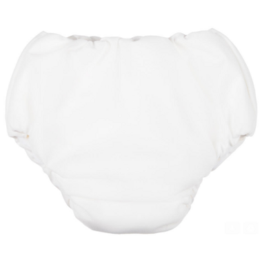 Mother ease Bedwetter Pant White