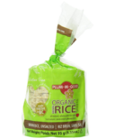 Plum.M.Good Organic Brown Rice Thins Unsalted