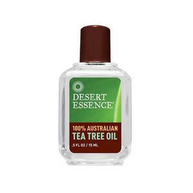 Desert Essence 100% Australian Tea Tree Oil