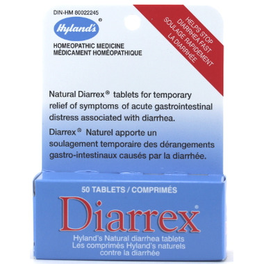 Hyland\'s Homeopathic Diarrex