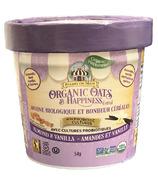Bakery On Main Organic Oats & Happiness Almond & Vanilla Oatmeal Cup