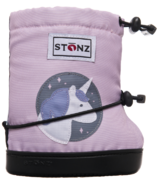Stonz Toddler Booties Unicorn Haze Pink