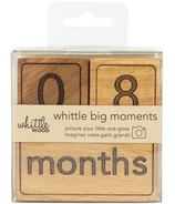 Whittle Wood Whittle Big Moments Blocks English