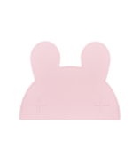 We Might Be Tiny Bunny Placemat Powder Pink