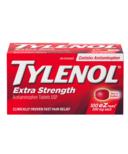 Tylenol Extra Strength 500mg eZ Tabs