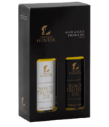 Truffle Hunter White & Black Truffle Oil Selection