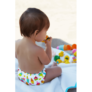 Charlie Banana 2-in-1 Swim Diaper & Training Pant Gelato