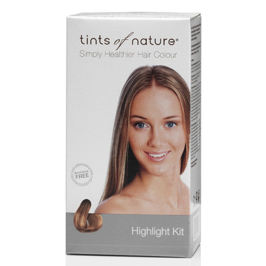 Tints of Nature Highlights Kit For Dark Brown To Blonde Hair