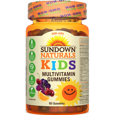 Sundown Naturals Sundown Kids Multi Gummies