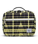 Herschel Supply Pop Quiz Lunch Bag Neon Grid Highlight