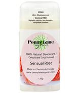 Penny Lane Organics Natural Deodorant Sensual Rose