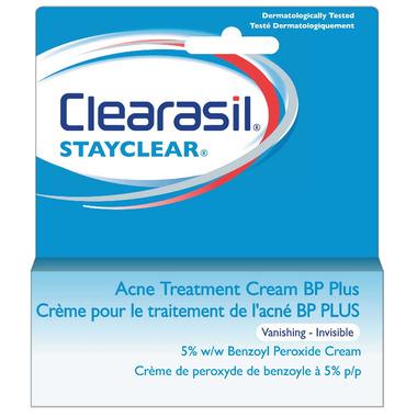 Clearasil Vanishing Acne Treatment Cream BP Plus