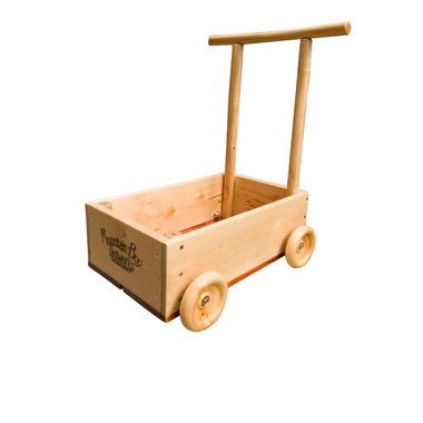Mountain Boy Sledworks Dragonfly Push Cart
