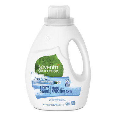 Seventh Generation Laundry Detergent Fragrance-Free