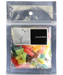 papabubble Handcrafted Candies Sour Fruit Mix