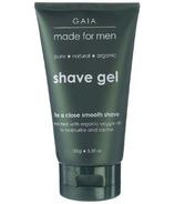 Gaia Made For Men Shave Gel