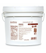 Nutiva Organic Virgin Coconut Oil Bulk