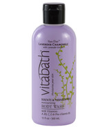 Vitabath Lavender Chamomile with Lavender Extract Body Wash
